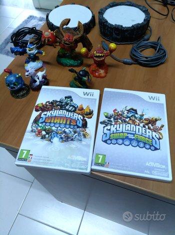 Wii Skylanders Giants & Swap Force