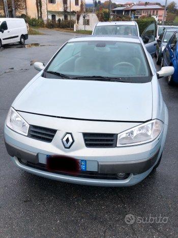 Renault Megane coupe x ricambi
