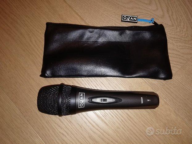 Microfono Oqan come nuovo