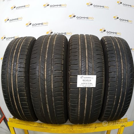 Gomme estive usate 215/65 15 96H
