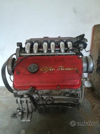 Motore Alfa Romeo 164 V6 2000 Turbo (BUSSO)