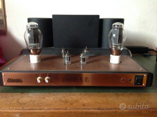 Ampli Finale MasterSound 300B S.E