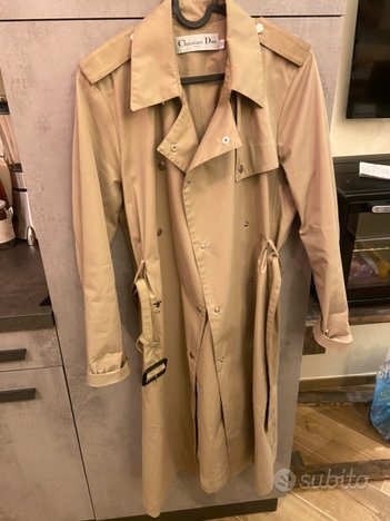 Trench christian dior