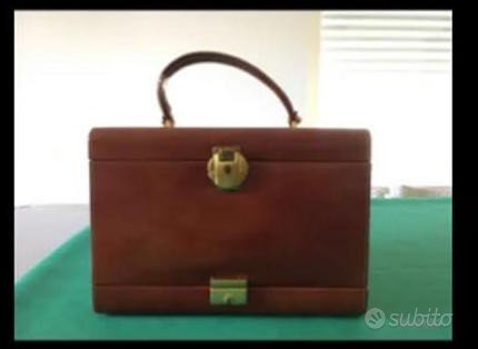 Beauty Case Vintage