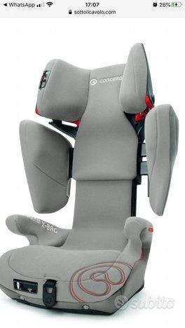 Transformer X-Bag Concord Seggiolino ISOFiX auto