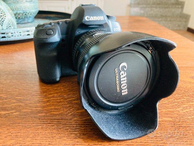 Canon eos 5d mark II + Obiettivo 24-105 L