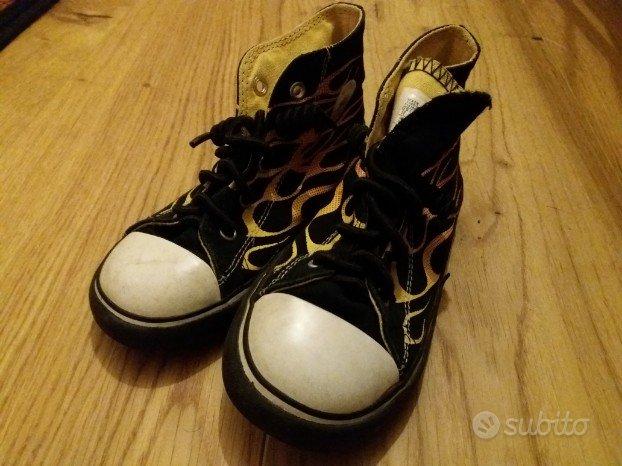 scarpe converse bambino 26