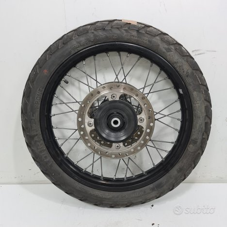 Cerchio ruota anteriore honda transalp 700 2007