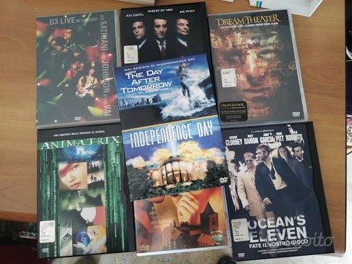 DVD film originali titoli vari