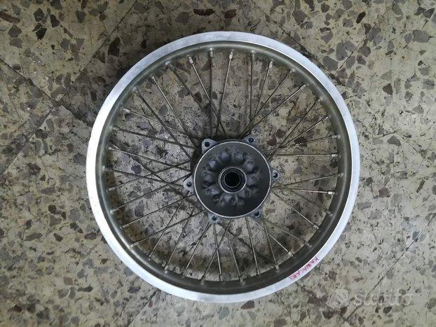 Cerchio posteriore kawasaki kfx 250 4 t. 19x1.85