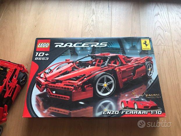 Lego 8653 Technic Ferrari Enzo