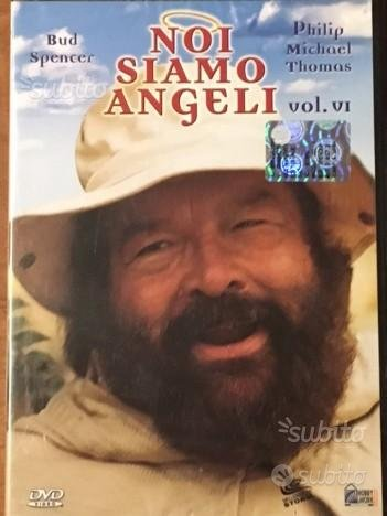 """BUD SPENCER - NOI SIAMO ANGELI VOL.6""Dvd"
