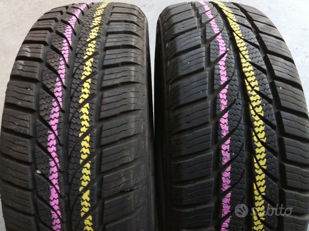 Gomme 4 stagioni 185/60/15 88h