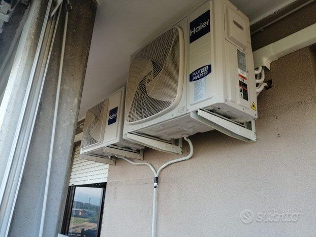 Istallazione condizionatori climatizzatore clima