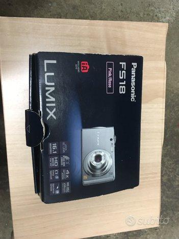 Panasonic LUMIX FS18
