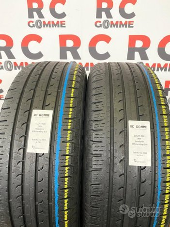 2 Gomme Usate 215 65 16 98H Goodyear est