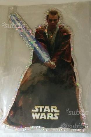4 Stickers adesivi Star wars