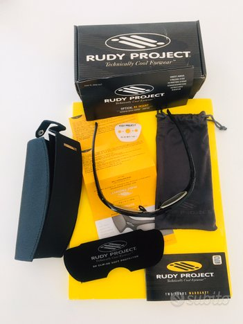 Rudy project - occhiali ciclismo