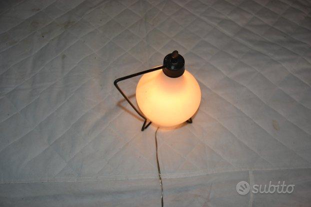 Vecchia lampada anni 60-70