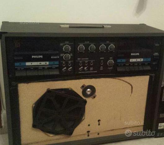 Amplificatore Philips