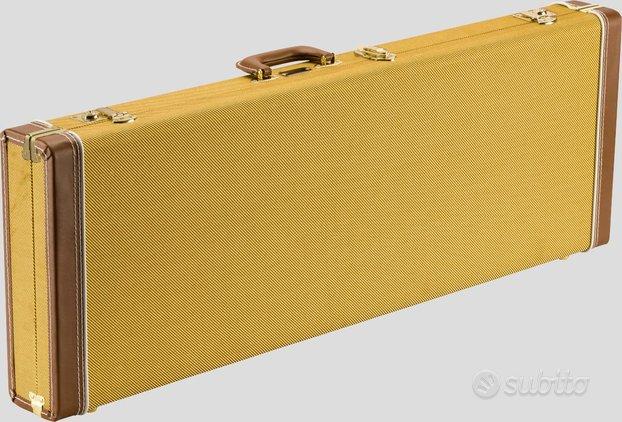 Fender Classic Wood Case Strato / Tele Tweed