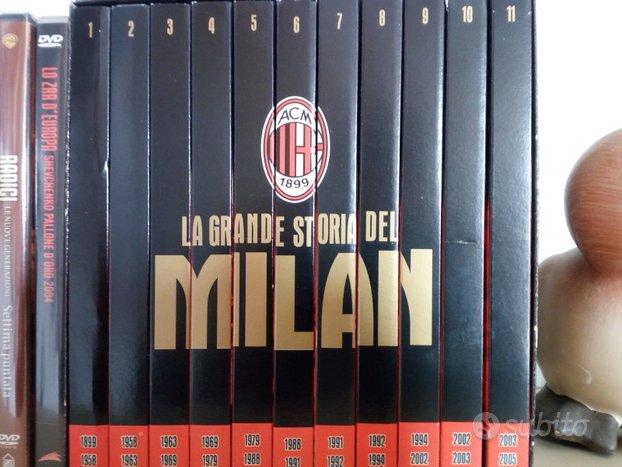 Milan la storia del milan