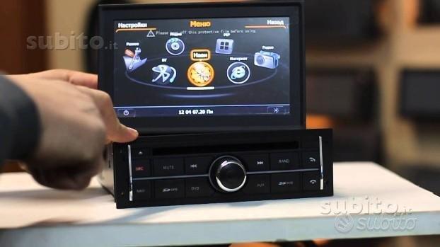Autoradio navigatore l200 mitsubishi dvd wifi h3g