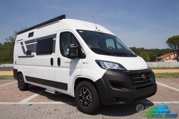 Camper Van 2 Posti Livingstone 2 Limited 5,99 mt