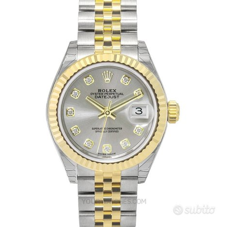 [NUOVO] Rolex Lady Datejust 279173-0007G Silver