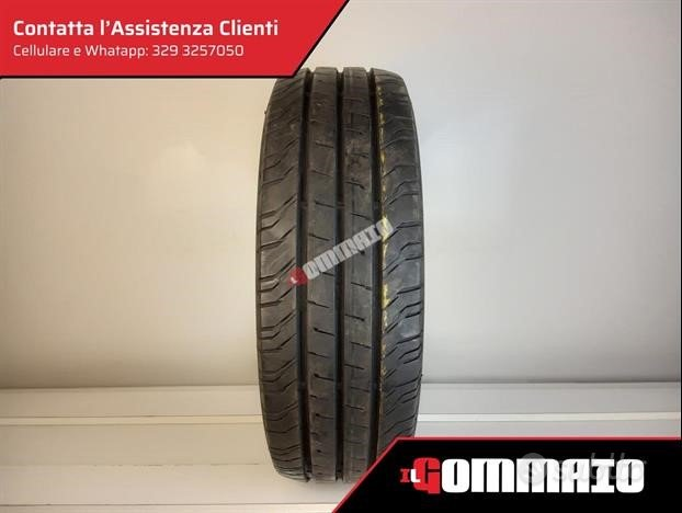 Gomme usate J 205 65 R 16 C CONTINENTAL ESTIVE