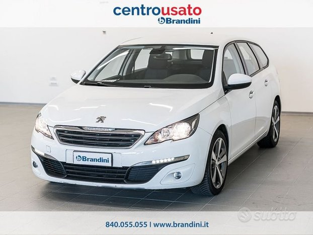 Peugeot 308 II 2013 SW SW 1.6 bluehdi Busines...