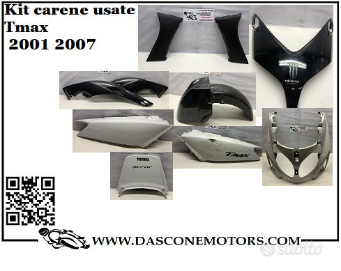Kit carene Usate Tmax 2001 2007 n14