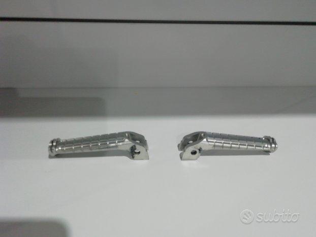 Pedane poggiapiedi alluminio Ducati