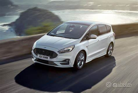 Ricambi ford s-max 2020