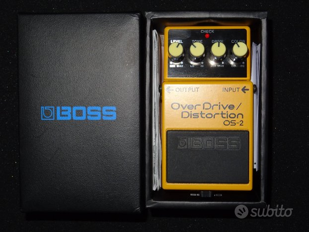 Pedale BOSS OS-2