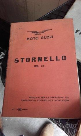 Manuali Originali Moto Guzzi Epoca