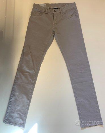 Pantaloni beige Tg 32