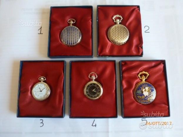 Orologi da tasca al quarzo nuovi