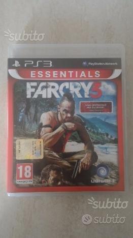 Farcry 3 ps3
