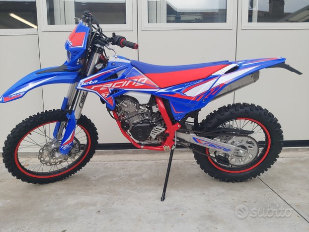Beta RR 4T 125 enduro limited edition nuovo