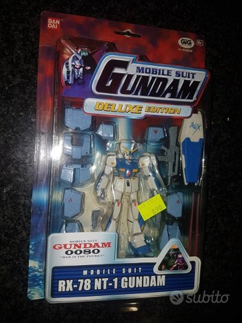 Robot Giochi Giocattoli Gundam GIG Blister