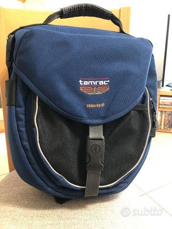 Tamrac Velocity 9 - zaino fotografico