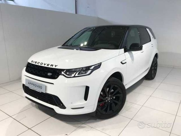 Land Rover Discovery Sport 2.0 TD4 180 CV AWD Auto