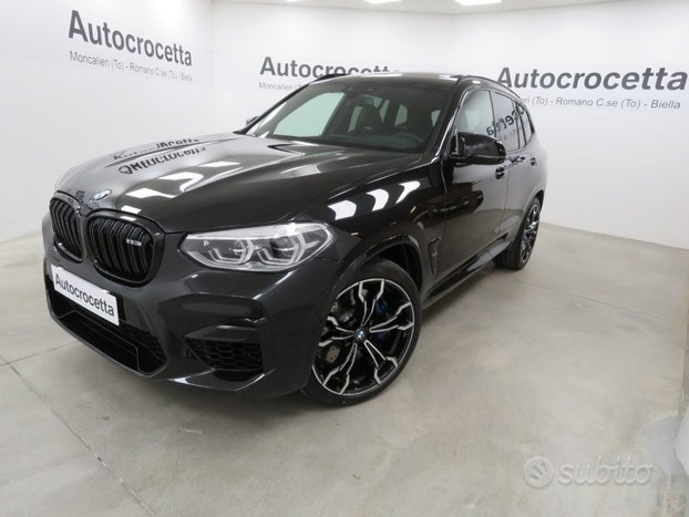 BMW X3 M Competition *Nuova