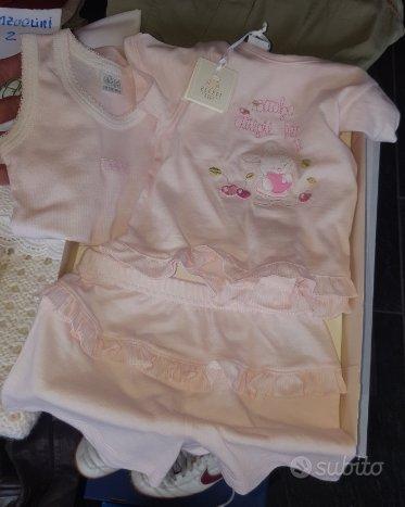 Abbigliamento bambina 1 mese
