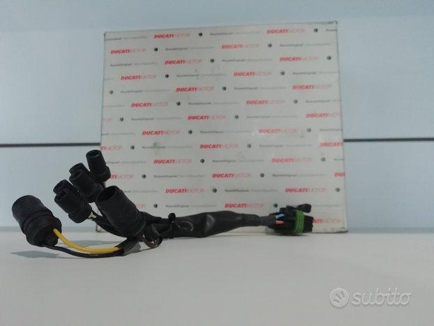 Gruppo cavi tachimetro e cruscotto Ducati 748/916