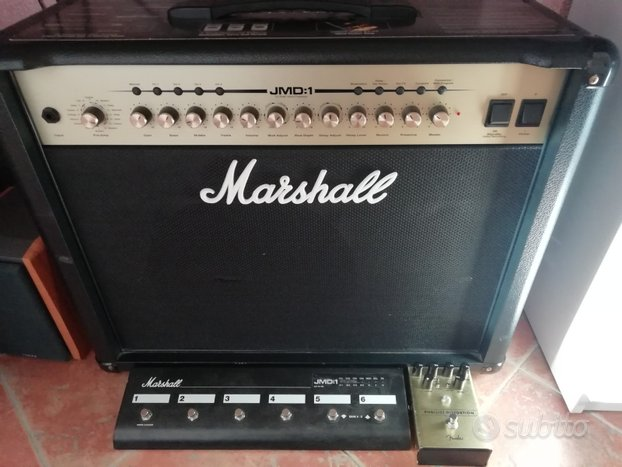 Combo marshall jmd1 con pedale controler