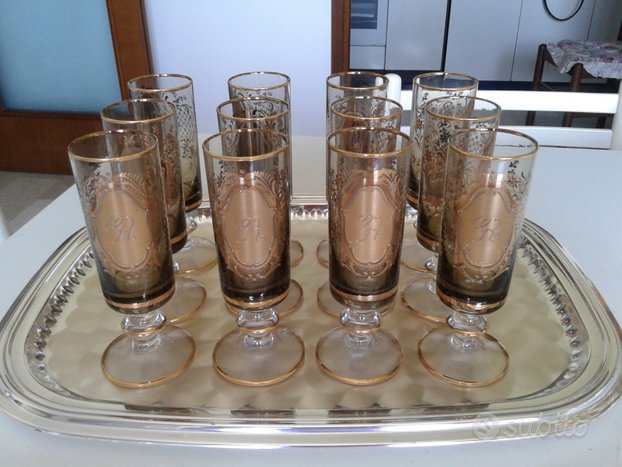 Bicchieri di murano (ve)