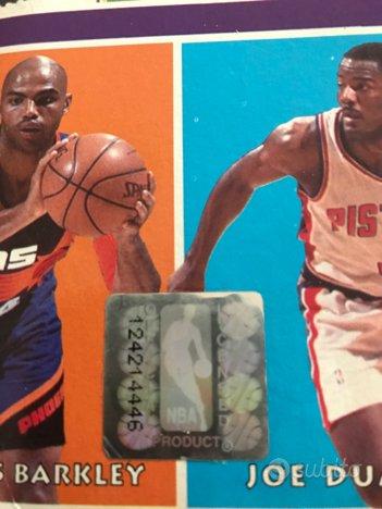 Album figurine Basketball NBA '94-'95