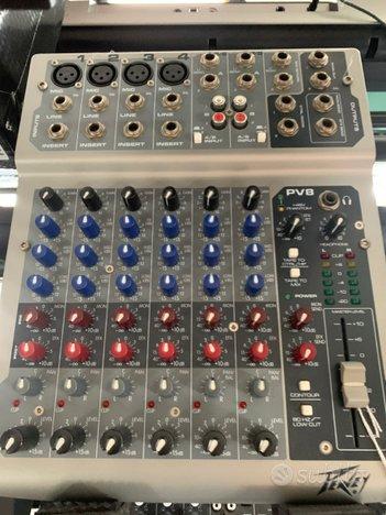 Mixer Peavey (Nuovo)